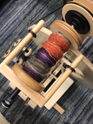 How my yarn was suppose to turn out.